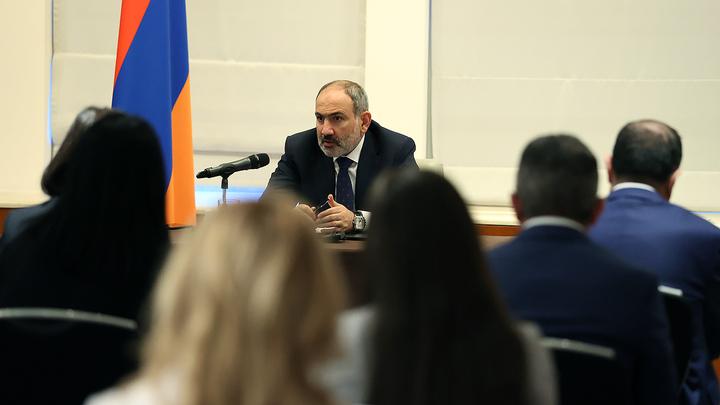 Встреча премьер-министра Армении с президентом России прошла продуктивно