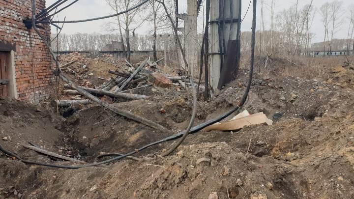 Тело 16-летнего подростка обнаружено на заброшенном заводе в Кузбассе