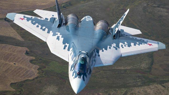 Преимущество обновлённого Су-57 над F-35 оценили в Китае