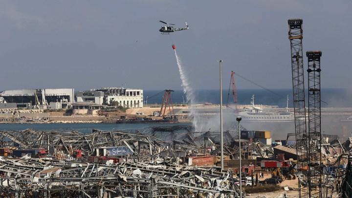 Страшный взрыв в Бейруте повторился спустя 15 лет: кому выгодна дестабилизация обстановки?