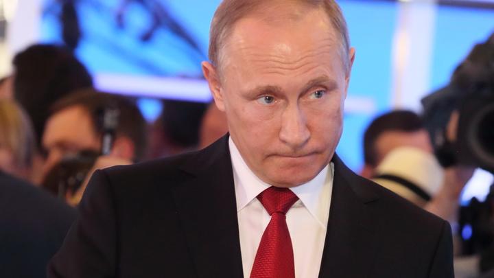 Переигрываете иностранные разведки: Путин раскрыл некоторые достижения ФСБ