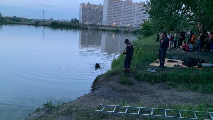 Друзья утонувшего в Новосибирске 15-летнего подростка пытались его спасти