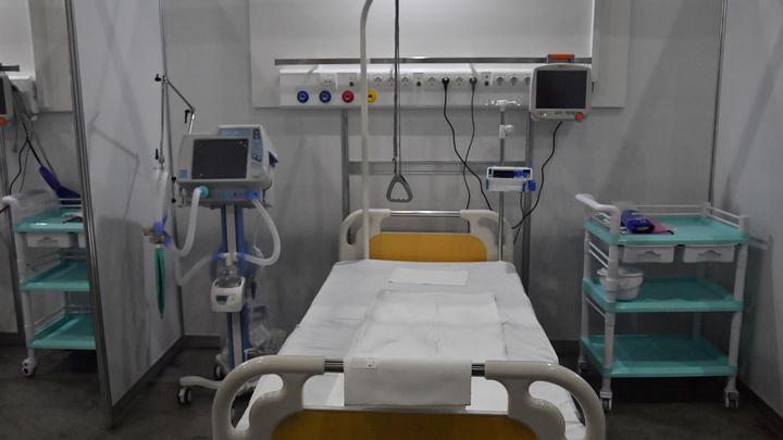 В Петербурге на ИВЛ находятся 260 пациентов с COVID: четверть госпитализированных больных — тяжелые
