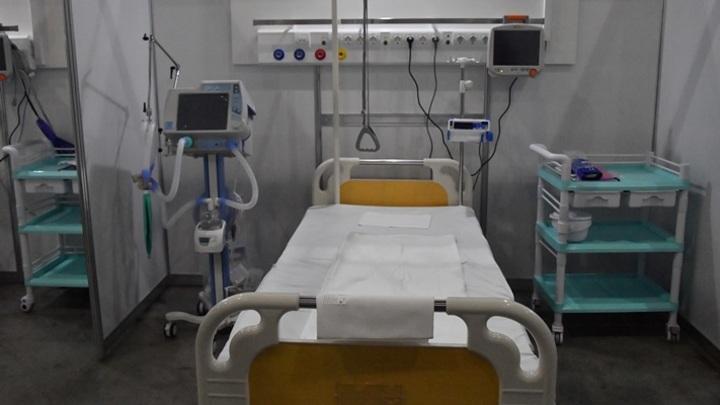 Начальник ковидного госпиталя в Кемерове сообщил об отсутствии мест в реанимации