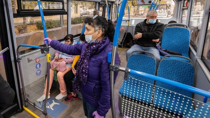 Почти 100 жителей Кургана уже получили в новом году протоколы за нарушение масочного режима