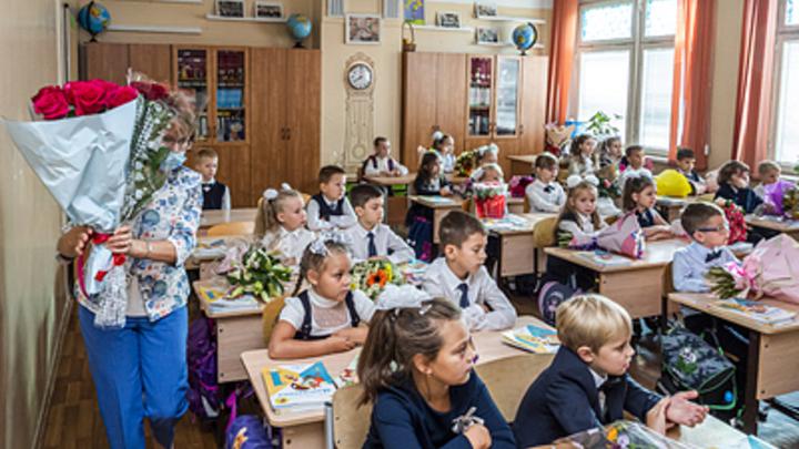 В Курганской области 200 школ получат новое учебное оборудование