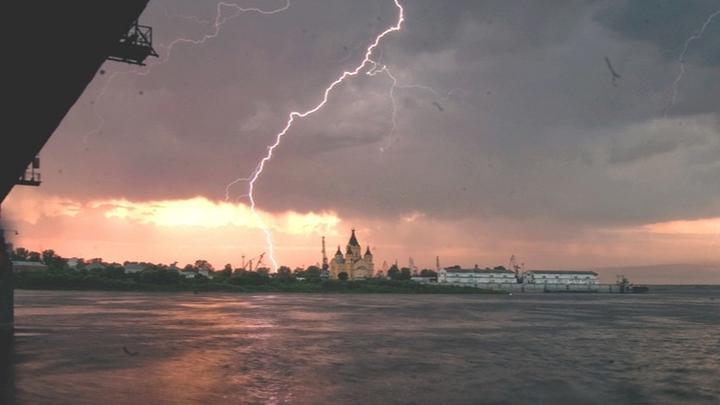 В Нижегородской области ожидается гроза в Ильин день