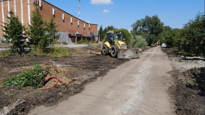 Дисперсный парк на Затулинке: Когда он появится и почему так называется