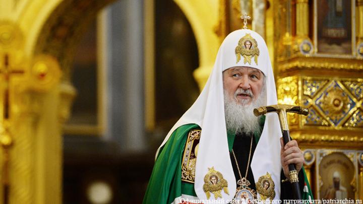 Патриарх наградил артистов Ножкина и Газманова за труды на благо Церкви