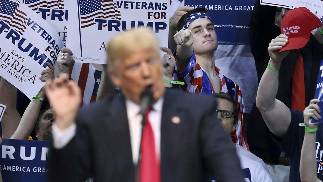 Республиканцы топят Трампа