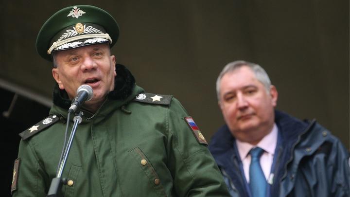 Юрий Борисов как зримое воплощение союза промышленности и армии