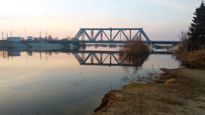 Половодье во Владимирской области: затоплен 1 мост и 85 садовых участков