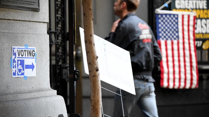 40% избирателей в США пошли на выборы из-за Трампа - CNN