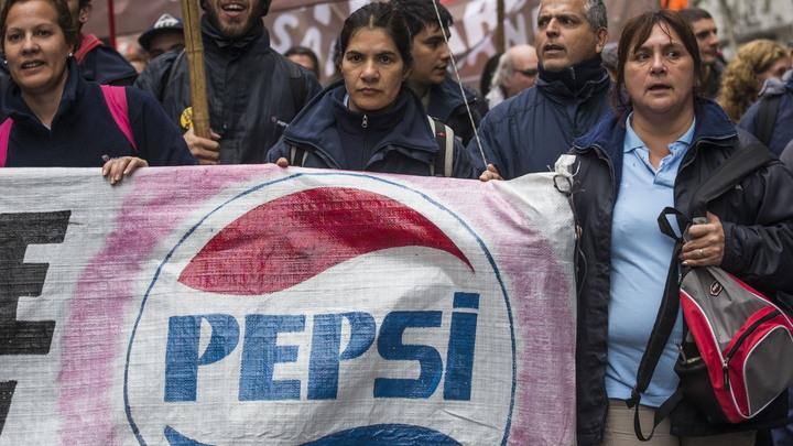 PepsiCo травит Россию продукцией с антибиотиками тетрациклиновой группы - Россельхознадзор