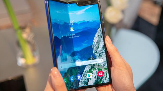 Не сложилось: Samsung провалил премьеру раскладушки Galaxy Fold