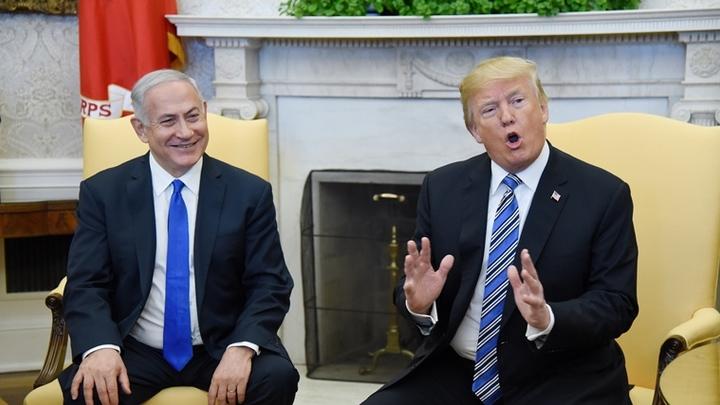 Нетаньяху и Трамп надеются поссорить Путина с Асадом