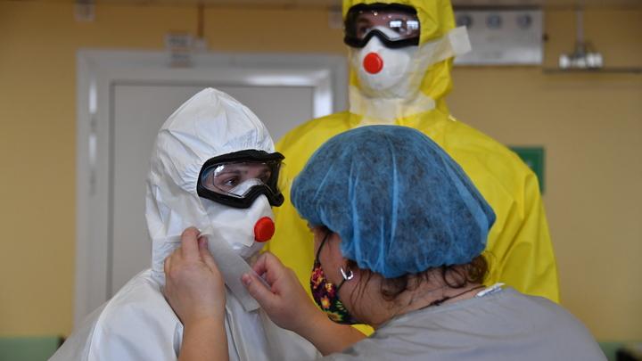 Владимирских медиков наградили за борьбу с коронавирусом тысячей рублей в месяц
