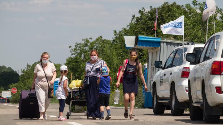 Там проживают русские. В Совфеде оценили идею Бородая о присоединении Донбасса к России