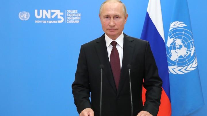 Щедрое предложение: ООН ответила на жест Путина с русской вакциной