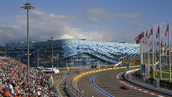 Финал Гран-при России «Формулы-1» в Сочи пройдет в присутствии Путина
