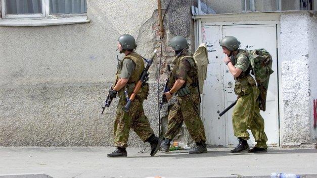 В Северной Осетии ликвидировали троих готовивших нападение на полицию боевиков