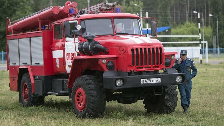 В Новосибирской области после пожара умер мужчина