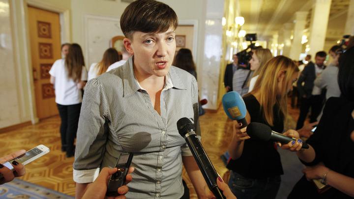 Савченко решила отменить решение Порошенко по одноименному закону