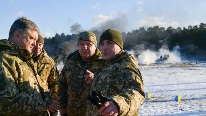 Как Порошенко «спасает» Мариуполь и Бердянск от «российской агрессии»