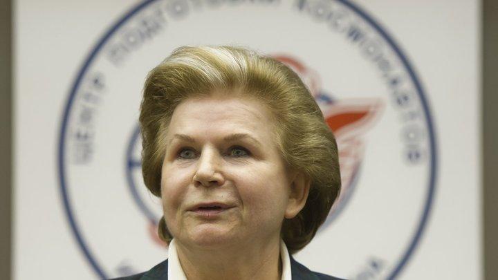 Затравить не удалось - последнее слово осталось за ней: Терешкова обратилась к Путину