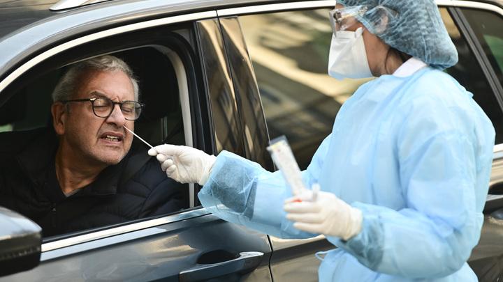 Кому нужен тест на коронавирус в первую очередь: Глава Минздрава озвучил инструкцию