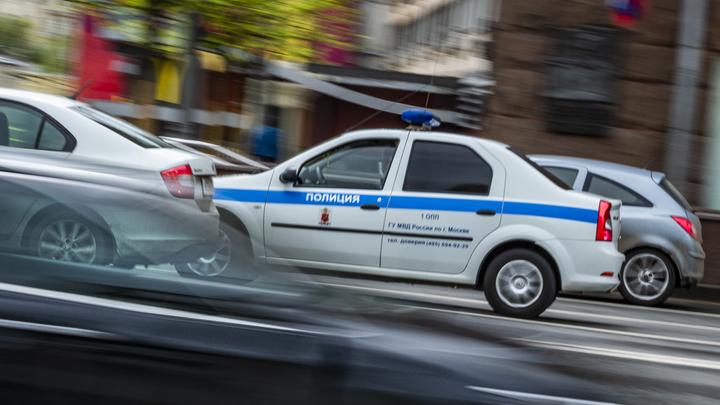 Любовники с Рублёвки встретили московскую полицию стрельбой