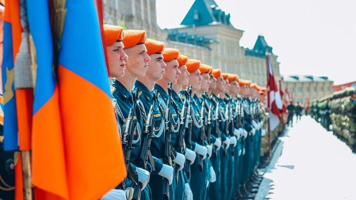 Завоюют кого хотят: Парад Победы в Москве вызвал британский стыд