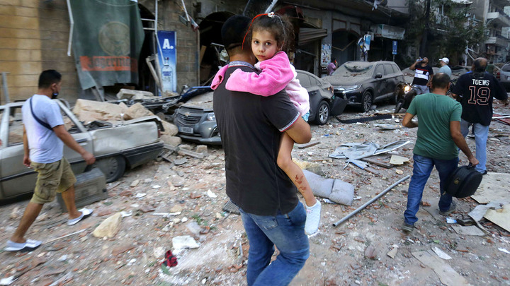 Взрывная волна: По кому ещё ударит ливанская трагедия