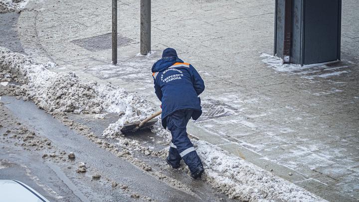 МЧС предупредило о резком ухудшении погоды в Санкт-Петербурге 6 марта