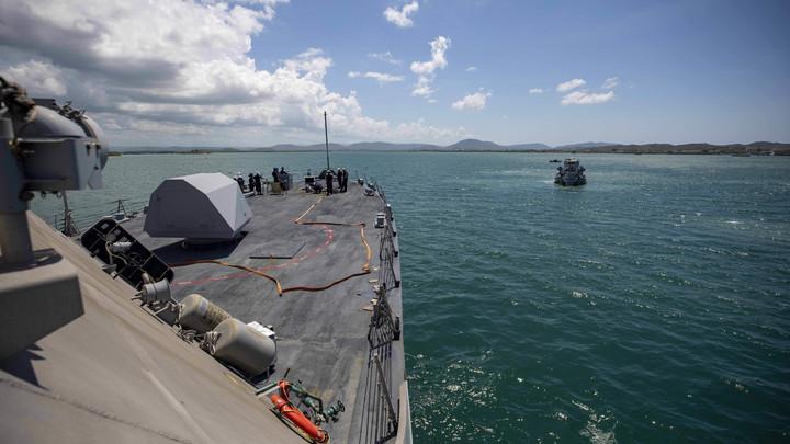 Флот США лишат десятков боевых кораблей: Найдена странная уязвимость
