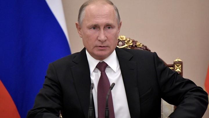 «Шаги, которые заметят все»: Путин об ответе России за сбитый Ил-20 в Сирии