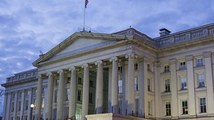 Минфин США отметил снижение вложений России в американские ценные бумаги