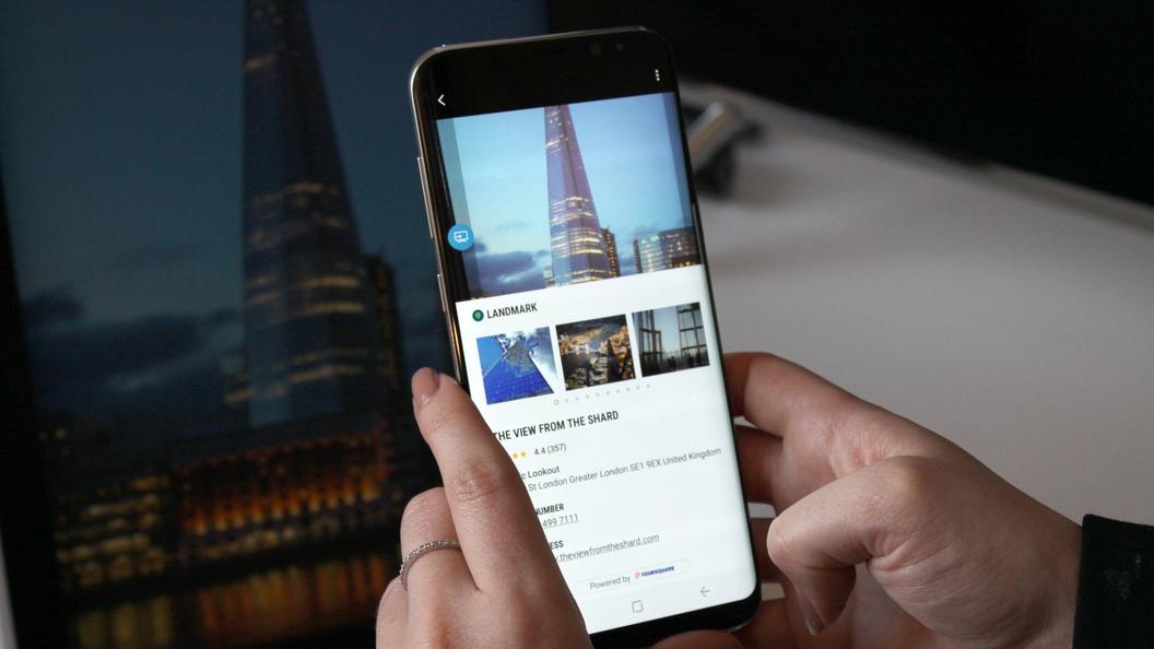 Названа рухнувшая цена на флагман Samsung Galaxy S8+