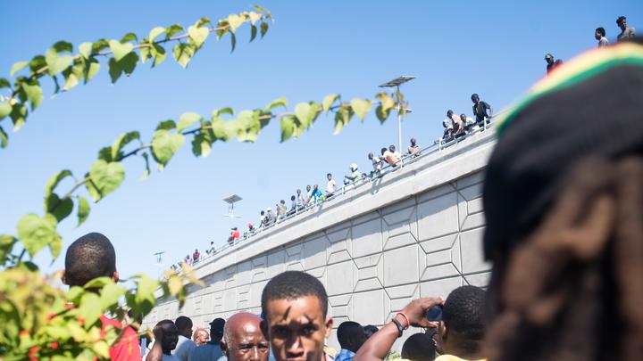 Американские наёмники ЧВК Kroeker Partners были задержаны на Гаити - источник