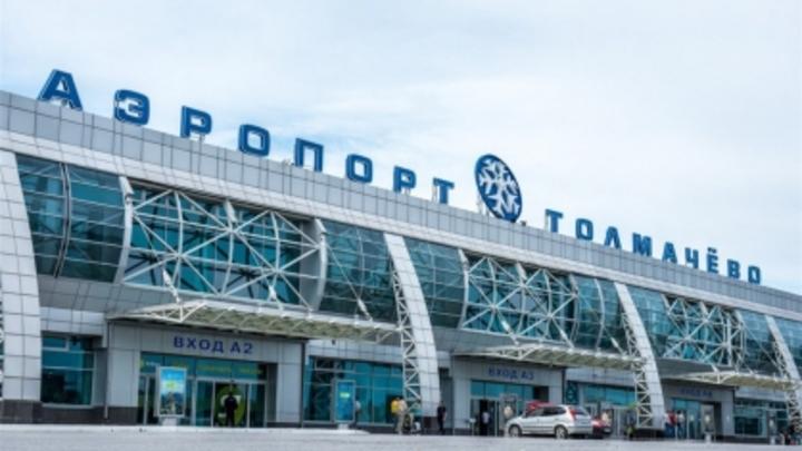 В Новосибирске экстренно сел самолет, летевший в Сочи