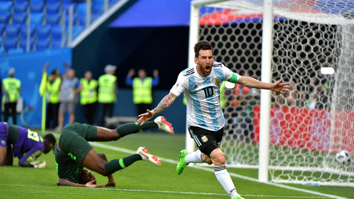 С Месси всё в порядке, с Аргентиной не очень