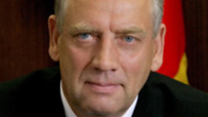 Губернатор Новгородской области рассказал журналистам о причинах ухода в отставку