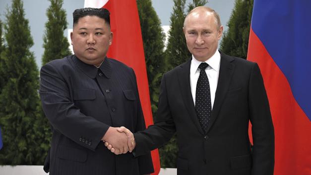 Русский Ким Ен Ун объяснил, как Ким Чен Ын может спастись и спасти Дальний Восток