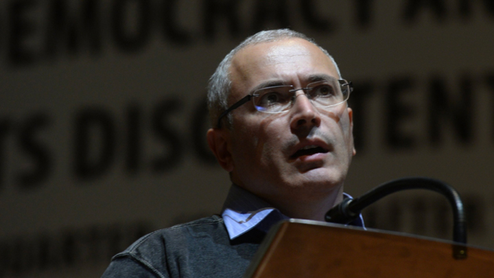 Михаил Ходорковский: Джордж Сорос а-ля рюс