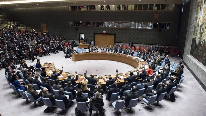 Госдеп США составил список послушных и непослушных стран в ООН