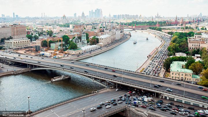 Скандинавский циклон несет в Москву шквальный ветер и дождь