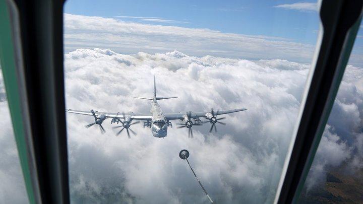Впервые перехватили!: Бельгийские самолеты помаячили возле русских Ту-160 и Су-27, чтобы похвастаться операцией