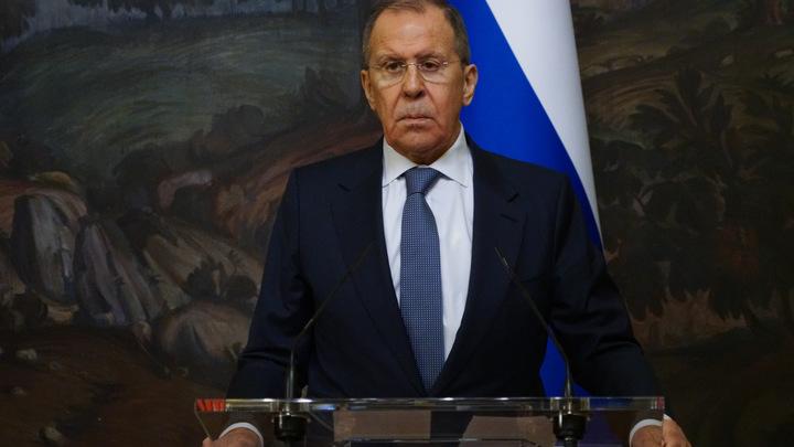 Это не забота о правах человека: Лавров объяснил невозможность заключения мира с террористами в Идлибе