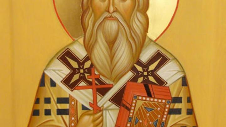 Священномученик Кирилл Казанский