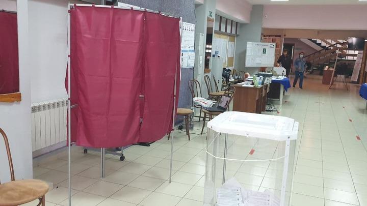 Явка на выборах в Самарской области 19 сентября меньше 30%